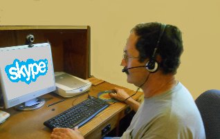 Classes by Skype