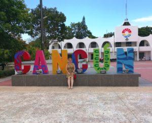 Colorful Cancun!